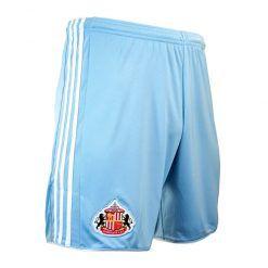 Pantaloncini Sunderland celeste away