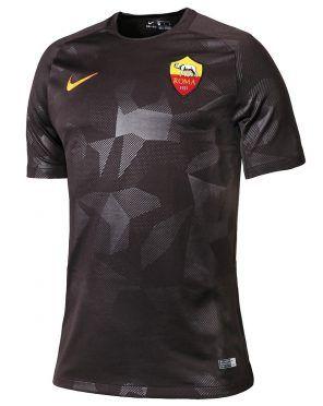 Terza maglia Roma 2017-2018 marrone