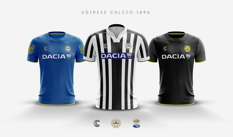 Udinese Serie A Carlo Libri