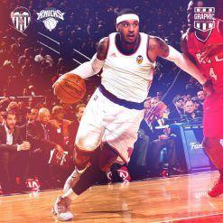 Valencia New York Knicks NBA