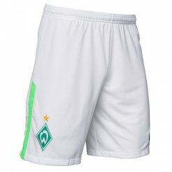 Pantaloncini Werder Brema bianchi 2017-2018