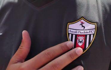 Scudetto Ascoli Picchio, terza divisa 2017-18