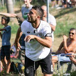 Esordio nuova maglia Cesena Calcio