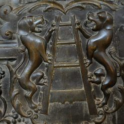 Mastini rampanti Verona simbolo