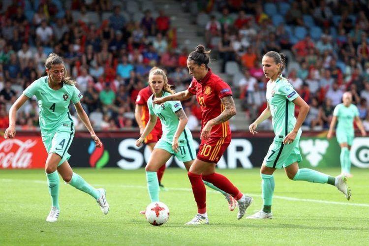 Portogallo, divisa trasferta Europei 2017 donne