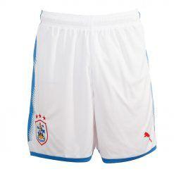 Pantaloncini bianchi Huddersfield Town 2017-2018
