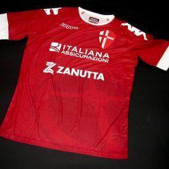 Seconda maglia Padova 2017-18 rossa