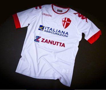 Prima maglia Padova 2017-2018 Kappa