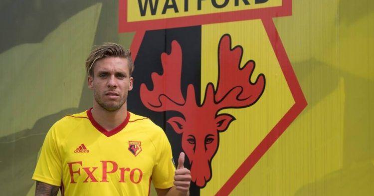 Presentazione maglia Watford 2017-2018 adidas