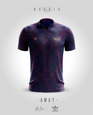 Adidas Originals Russia Away
