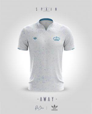 Adidas Originals Spagna Away
