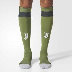 Calzettoni Juventus third 2017-18 verdi