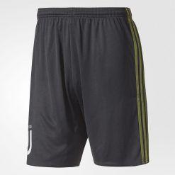 Pantaloncini Juventus neri 2017-2018