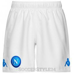 Pantaloncini Napoli bianchi 2017-2018