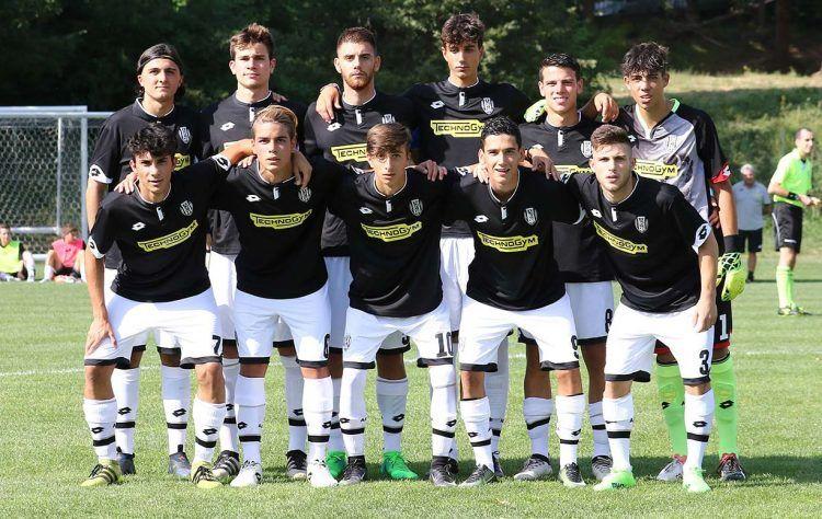 Divisa Cesena away nera 2017-18