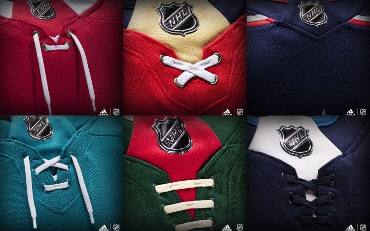 Colletti NHL Adidas 2017-2018