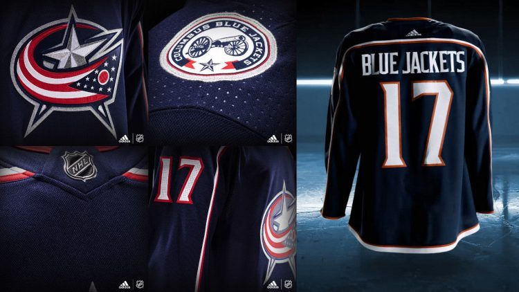 Columbus Blue Jackets 2017/2018