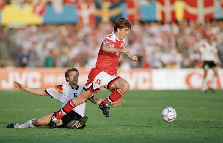 Danimarca Home Euro '92, Brian Laudrup, Pantaloncini
