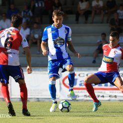 Amichevole Arosa-Deportivo La Coruna