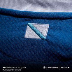Bandiera della Galizia, maglia Deportivo La Coruna