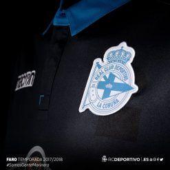 Stemma Deportivo La Coruna, terza maglia
