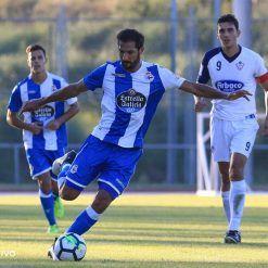 Divisa casalinga Deportivo La Coruna 2017-2018 Macron