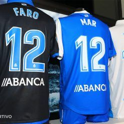 Font Deportivo La Coruna 2017-2018 Liga