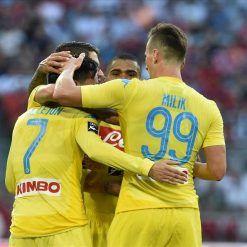 Font seconda maglia Napoli