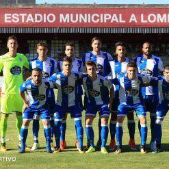 Formazione Deportivo La Coruna, amichevole 2017