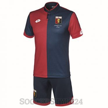 Kit Genoa home 2017-2018 Lotto