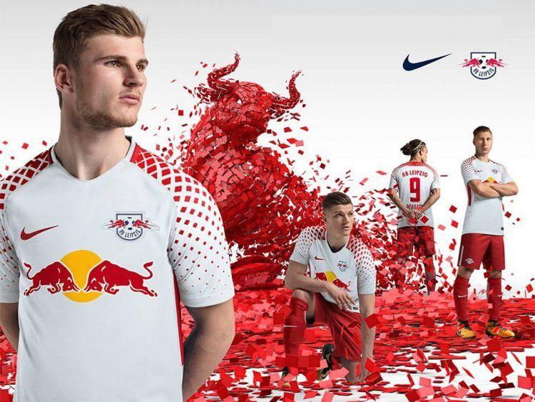 Presentazione maglie Lipsia 2017-18 Nike