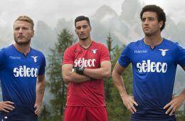 Nuove maglie Lazio 2017-18