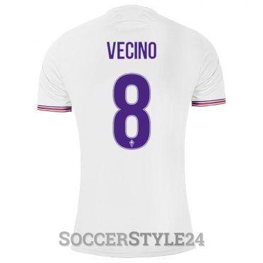 Maglia away Fiorentina Vecino 8