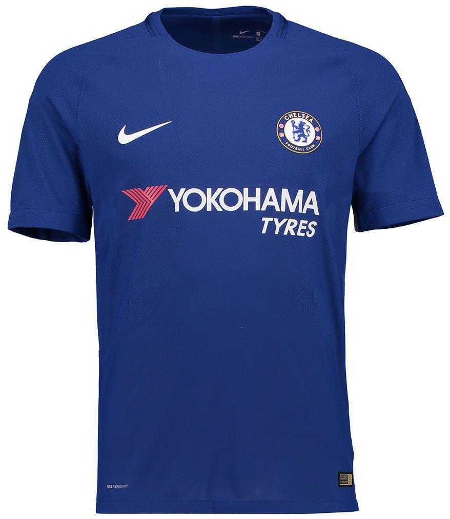 Maglie Chelsea 2017-2018, lo storico esordio di Nike
