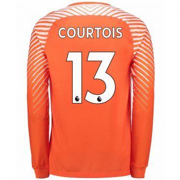 Maglia Courtois Chelsea 2017-2018