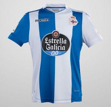 Maglia Deportivo La Coruna 2017-2018