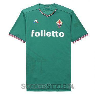 Maglia Fiorentina 2017-18 verde