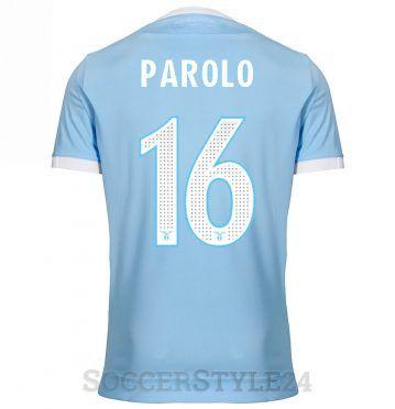 Maglia Lazio Parolo 16 - 2017-18