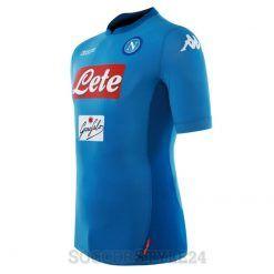 Inserto blu maglia Napoli Kappa
