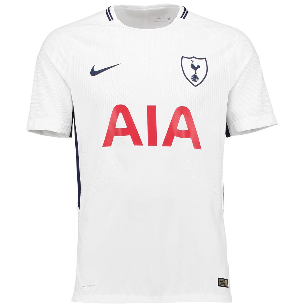 Maglie Tottenham 2017-2018, parte l'era di Nike con gli Spurs