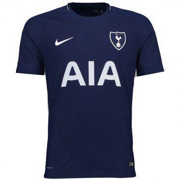 Seconda maglia Tottenham 2017-18 blu