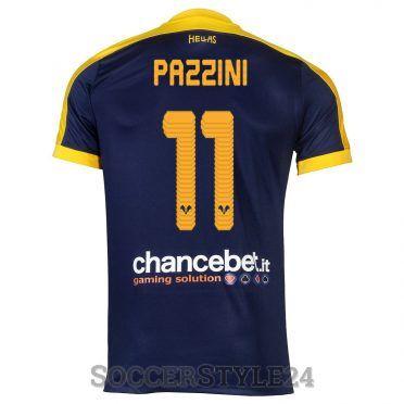 Maglia Verona Pazzini 11 - 2017-2018