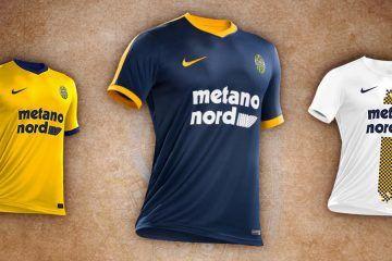 Maglie Hellas Verona 2017-2018