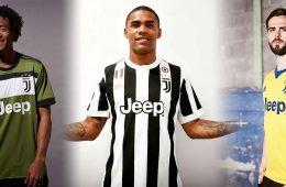 Maglie Juventus 2017-2018