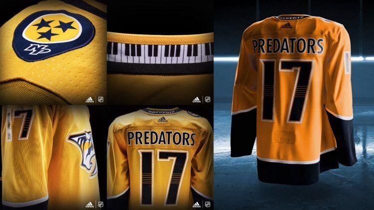 Nashville Predators 2017/2018