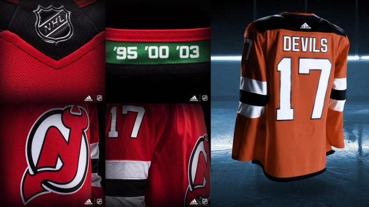 New Jersey Devils 2017/2018