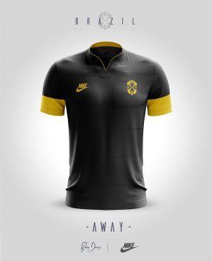 Nike Sportswear Brasile Away