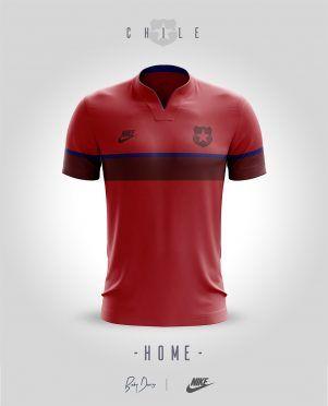 Nike Sportswear Cile Home
