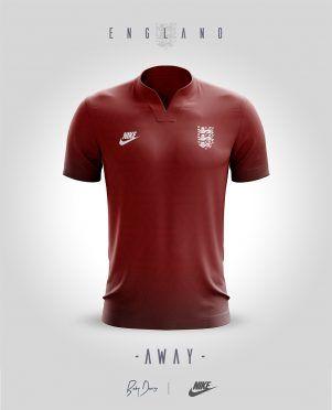 Nike Sportswear Inghilterra Away
