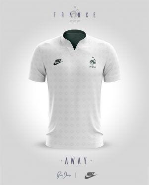 Nike Sportswear Francia Away